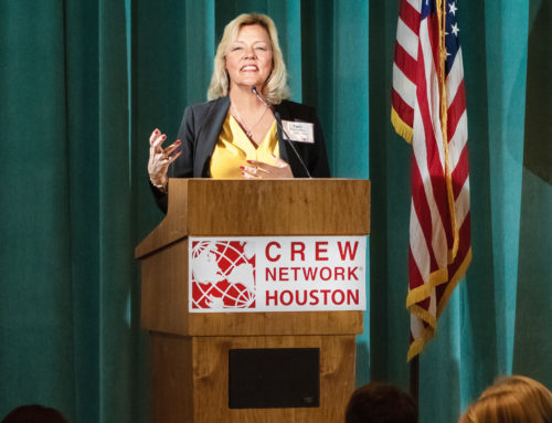 CREW Network Looks at Houston Growth Post Harvey